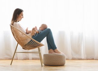maternity leave routine