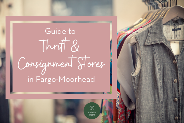 thrift consignment stores fargo