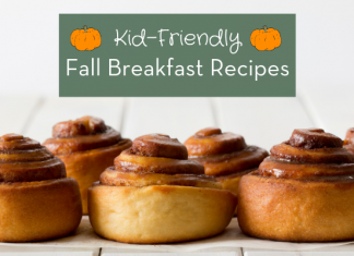 kid fall recipe