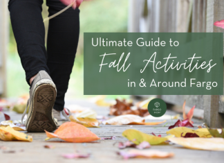 fall activities fargo